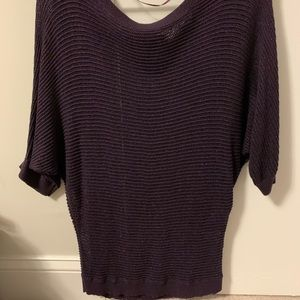 Express sweater - sheer/thin